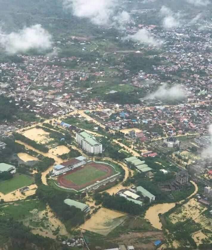 Photo of Banjir Kaltim Diduga Imbas Eksploitasi Alih Fungsi Lahan