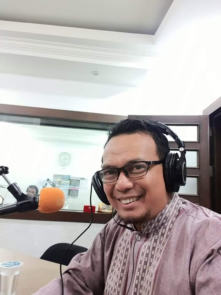 Photo of Syukri Wahid Didorong Warga Maju Pilkada Balikpapan