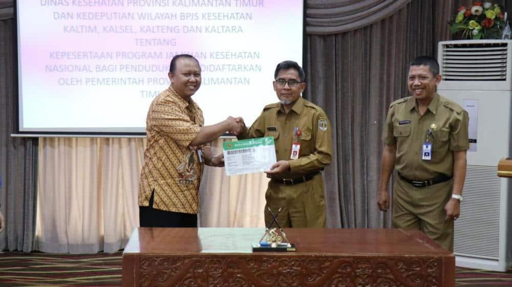Photo of Jamin Masyarakat Tidak Mampu Dalam Program JKN-KIS, Pemprov Kaltim Anggarkan 36 Milyar