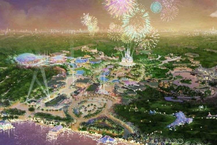 'Disneyland' Mau Dibangun di Kaltim