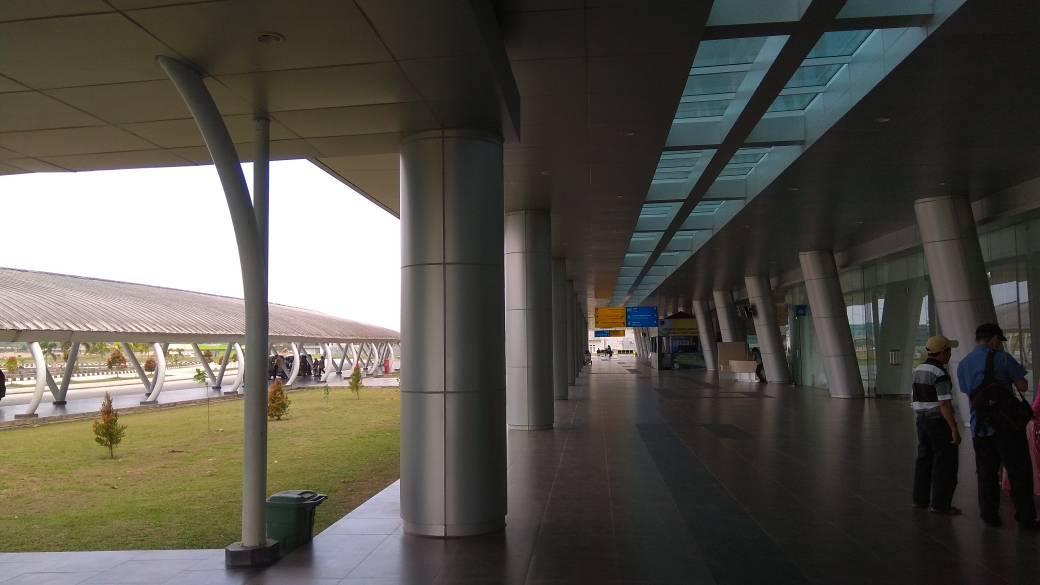 Bandara APT Samarinda. (dok)