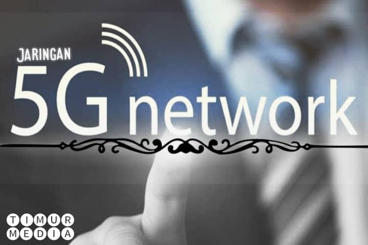 Ibu Kota Baru Songsong 5G