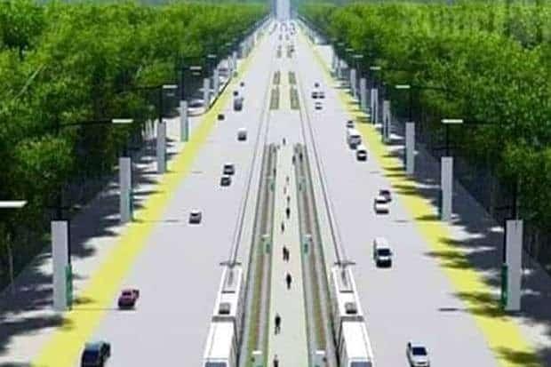 UEA Mau Bantu Infrastruktur Ibukota Baru