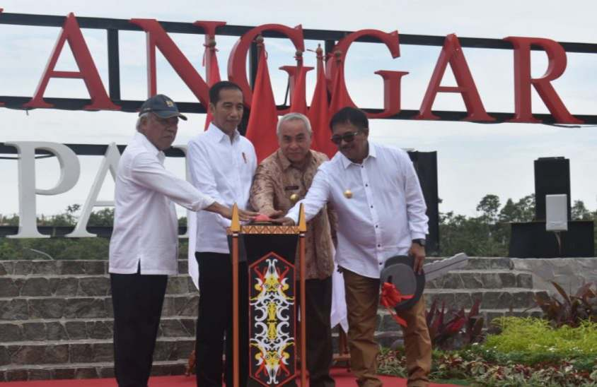 TPA Manggar Disanjung Jokowi