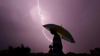 Curah Hujan 2020 Tertinggi Sejak 1866