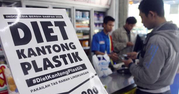 Larangan Penggunaan Kantong Plastik Diperluas