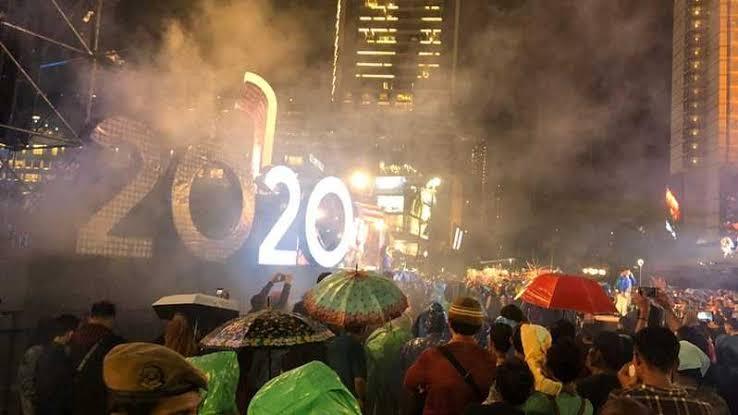 Malam Tahun Baru Aman