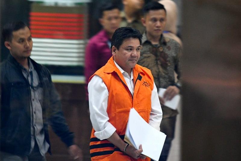 Masa Tahanan Pejabat BPJN Balikpapan Diperpanjang