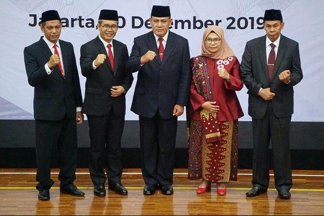 Pimpinan KPK Jadi Bawahan Presiden