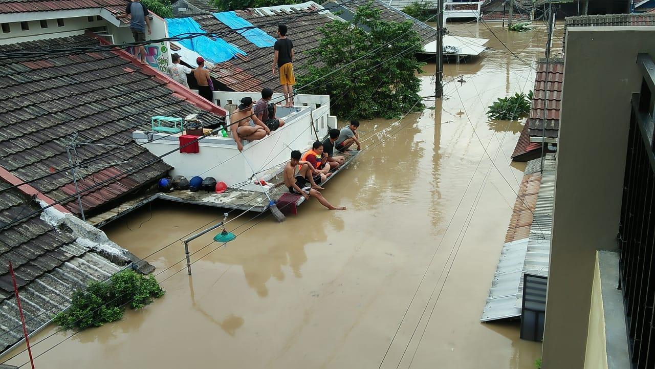 Korban Banjir Jabodetabek