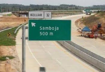 Akses Samarinda - Balikpapan