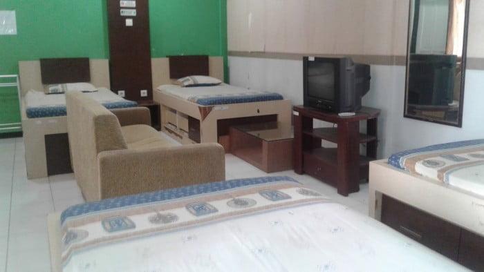 Asrama Haji Disiapkan untuk Isolasi