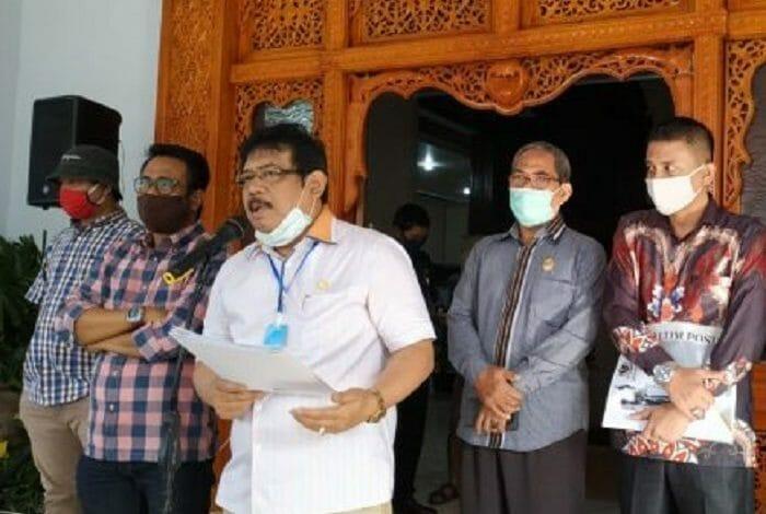 Parlemen Balikpapan Layangkan Somasi terkait Korona