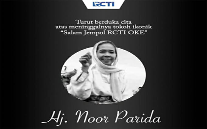 Bintang Iklan RCTI Oke Tutup Usia