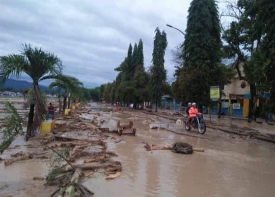 Banjir Bandang Luwu Telan Belasan Korban