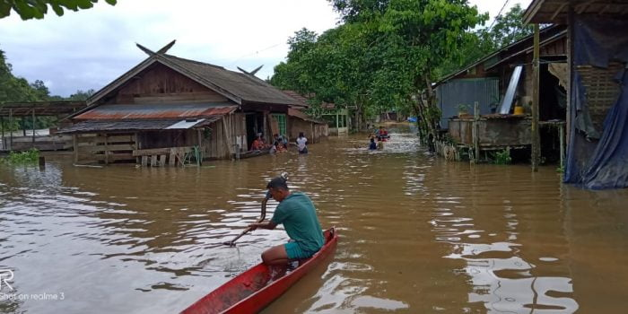 Ribuan Bencana di Indonesia Jutaan Mengungsi
