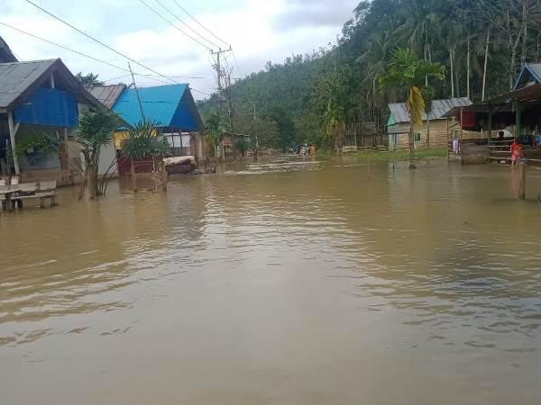 KK Terdampak Banjir Konawe