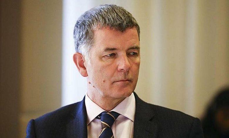 Mantan Dubes Inggris di Turki Pimpin MI6