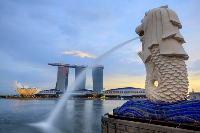 Singapura Memasuki Resesi Ekonomi