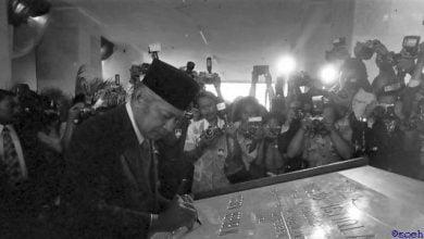 Photo of Saat Soeharto Murka ke Menterinya