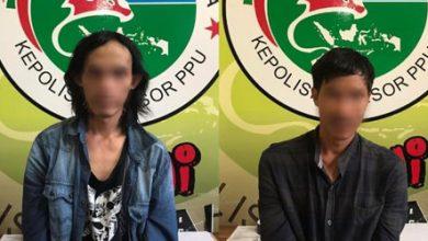 Dua Pemuda Ditangkap Polisi di Kamar Hotel