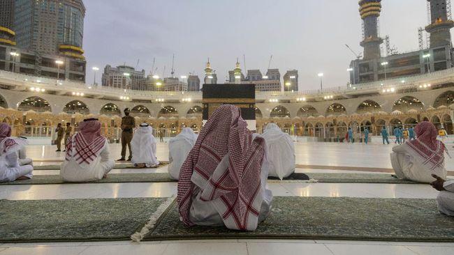 Seluruh Jamaah Haji Bebas Korona