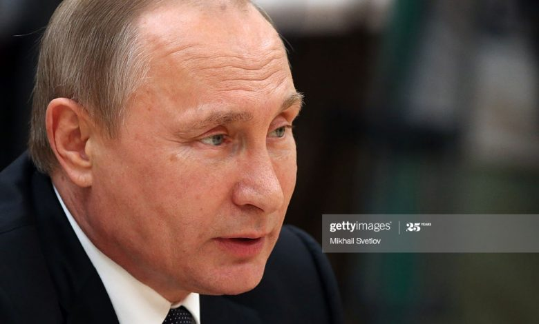 Putin Sampaikan Selamat Idul Adha