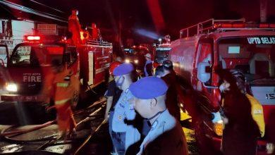 Photo of 12 Rumah Hangus Dilalap Api