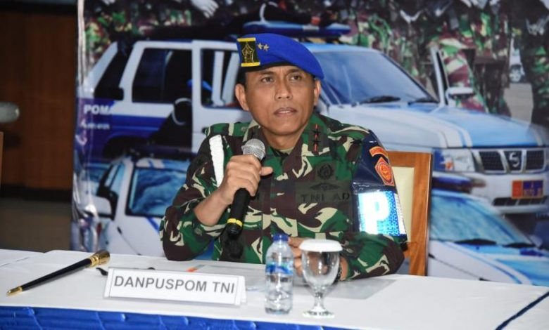 Puluhan Oknum Prajurit Jadi Tersangka Penyerangan