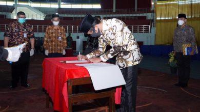 Photo of Mutasi Besar, 153 Pejabat Eselon II-IV Dilantik