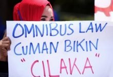Photo of Muhammadiyah Minta Jokowi Tunda UU Cilaka