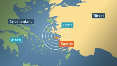 Photo of Gempa Kuat Guncang Kawasan Aegea