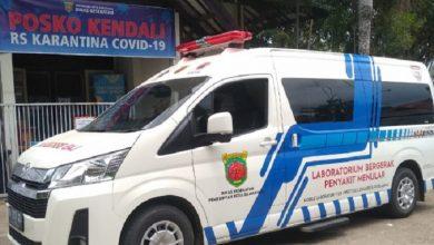 Photo of Mobil Uji Swab Pemerintah Samarinda Tiba