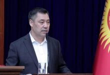 Photo of Kyrgyzstan Angkat PM Baru