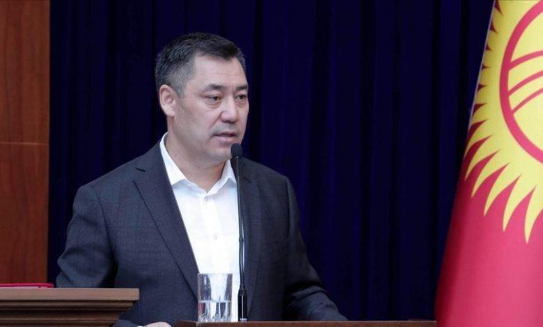 Kyrgyzstan Angkat PM Baru