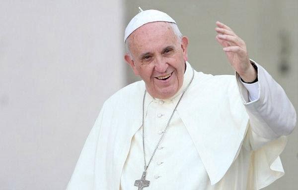 Paus Fransiskus Dukung Legalisasi LGBT