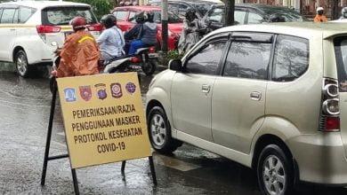 Photo of Waspada, Razia Masker Bidik Perkampungan Balikpapan