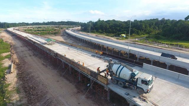 Bontang - Samarinda Set to Have New Toll Roads