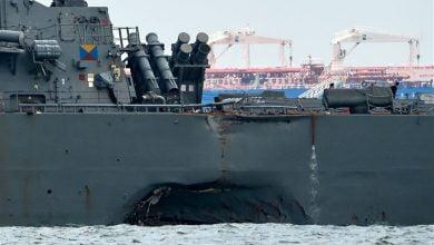 Photo of Rusia Hadang Kapal Perang Amerika