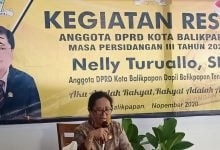 Photo of Konstituen Nelly Sampaikan Usulan Tertulis