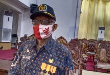 Photo of Tugu 13 November Disorot Veteran Balikpapan