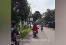 Photo of Viral, Jenazah Dibawa Pakai Motor