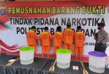 Photo of Polresta Balikpapan Ungkap Ratusan Kasus Narkoba