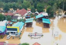 Photo of Banjir Terjang Empat Desa di Kutim