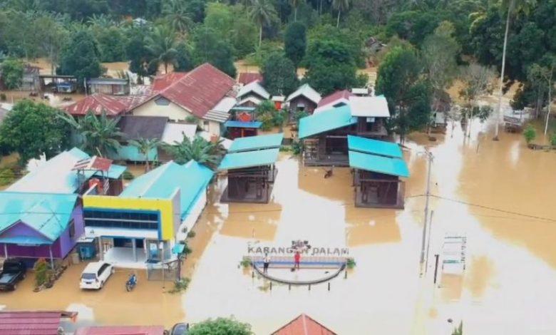 Desa di Kutim