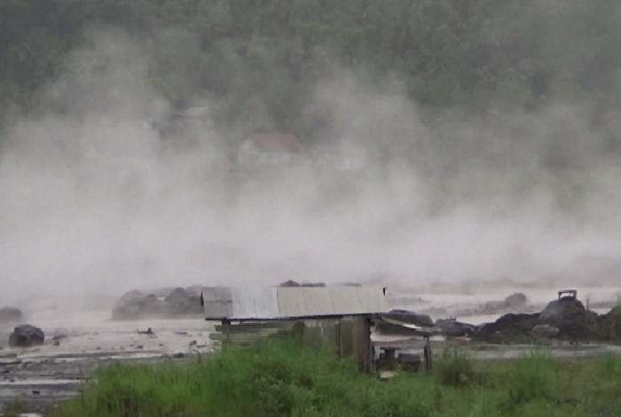 Banjir Lahar Semeru