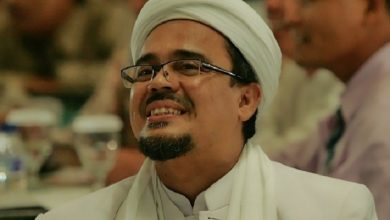 Photo of Habib Rizieq: Pancasila Warisan Ulama
