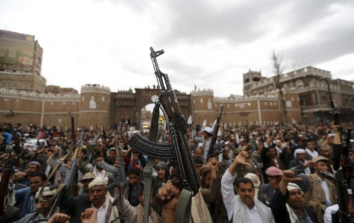 Perang Yaman Tewaskan Ratusan Ribu Orang