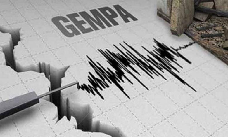 Pasaman Diguncang Gempa