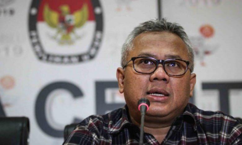 DKPP Berhentikan Ketua KPU